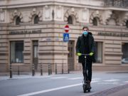 Rome in Phase Two: bicycles and electric scooters