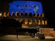World Earth Day in Rome: Zucchero performs Bono song at Colosseum