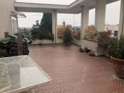 Penthouse 400m2 renting in Aventino!