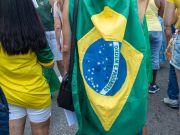 Brazil second, but it's not soccer