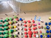 Italy's beaches will be open but with strict rules