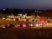 Rome: traffic jams as McDonald's reopens