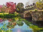 Gardens of Ninfa reopen after lockdown