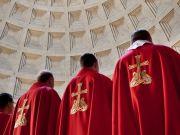 Pantheon to live stream Pentecost Mass behind closed doors