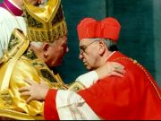 Pope pays tribute to St John Paul II on centenary