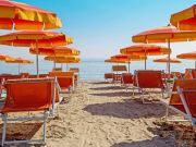 Lazio beaches back in business from 29 May