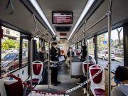 Coronavirus: Rome public transport in Phase Two