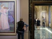 Rome's Secret Impressionists show reopens for five days only