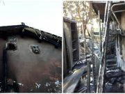 Rome: Fire at Vivi Bistrot in Villa Pamphilj park