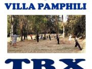 Group Training In Villa Pamphili