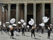 Rome's unemployed tour guides seek state help