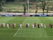 George Floyd death: Italian footballers take knee
