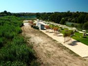 Rome to reopen river Tiber beach for summer 2020