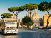 Rome public transport strike on 18 June