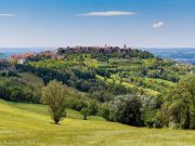 Stunning view on the Tevere valley, 3 bedrooms apartment in Umbria, easy to reach from Rome