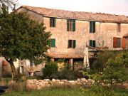 Only for lovers of highest quality uncontaminated countryside living in Sarteano (Siena)  170 km North of Rome.