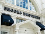 Brooks Brothers declares bankruptcy