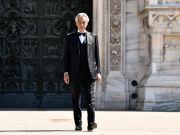 Covid-19: Andrea Bocelli 'humiliated and offended' by Italy's lockdown