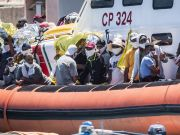 Italy sends army to Sicily as migrants flee quarantine centres
