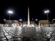 Rome lights up Piazza del Popolo