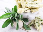 Rome recipe: Deep-Fried Sage Leaves