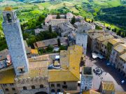San Gimignano: A town of fine towers in Tuscany