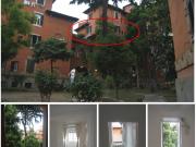 Apartment for rent in ancient Garbatella