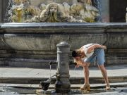 Rome heatwave warning on 12 August