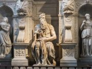 Michelangelo in Rome: Where to find Moses statue