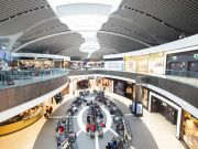 Rome's Fiumicino airport celebrates 60 years