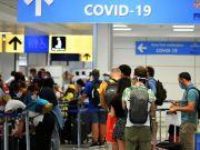 Covid-19: Zero new cases at Rome's Fiumicino airport
