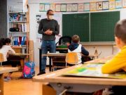 Covid-19: Italy's schools reopen with new rules
