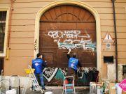 Retake Roma celebrates 10 years of cleaning up Rome