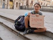 Romeo's Big Journey Home: 10-year-old boy walks from Palermo to London to see his granny