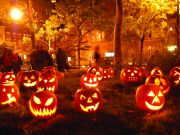 Italy's Campania region sets curfew for 'stupid American' Halloween