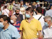 Covid-19: Italy considers making masks compulsory outdoors