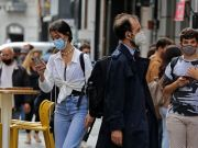 Covid-19 in Italy: €1,000 fine for not wearing mask in public