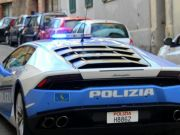 Italy: Police use Lamborghini to transport kidney in record time