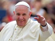 Vatican: Pope Francis calls for civil union laws for same-sex couples