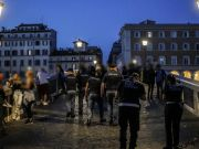 Covid-19: Rome shuts down nightlife areas before curfew