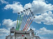 Rome marks National Unity and Armed Forces Day
