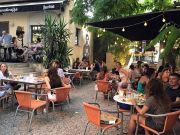 Pubs and bars in Pigneto team up to survive