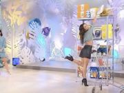 Italian tv show axed after outcry over 'sexy shopping' tutorial