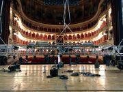 Rome opera house turns film set to open its new season