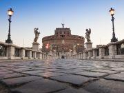 Rome's pilgrim routes