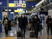 Covid-19: Italy allows citizens to return from UK