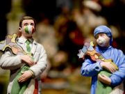 Covid-19: Italy's Christmas cribs pay tribute to hero doctors and nurses