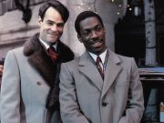 Why do Italians watch Trading Places every Christmas?