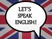 Native British English conversation and pronunciation