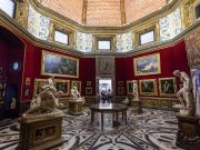 Covid-19: Florence reopens Uffizi after 77 days